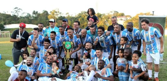 [Criciúma: Argentina é campeã do Municipal]